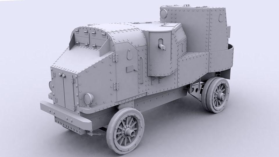 garford putilov 3D model