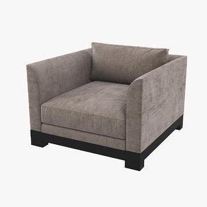 modern chair model