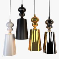 pendant deco lamp lights model