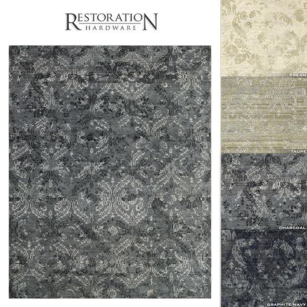 3D restoration rugs mena