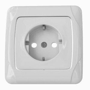 3D socket interior model