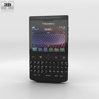 3D model blackberry porsche design