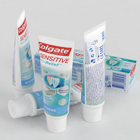 colgate toothpaste 3D model