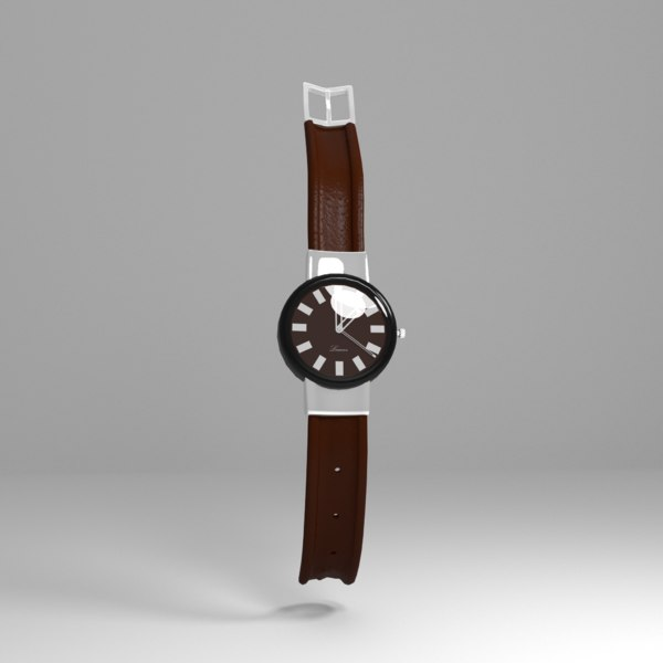 wrist watch model