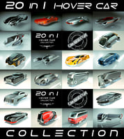 \\T// 20 in 1 Cheap & Cool Hover Car Collection