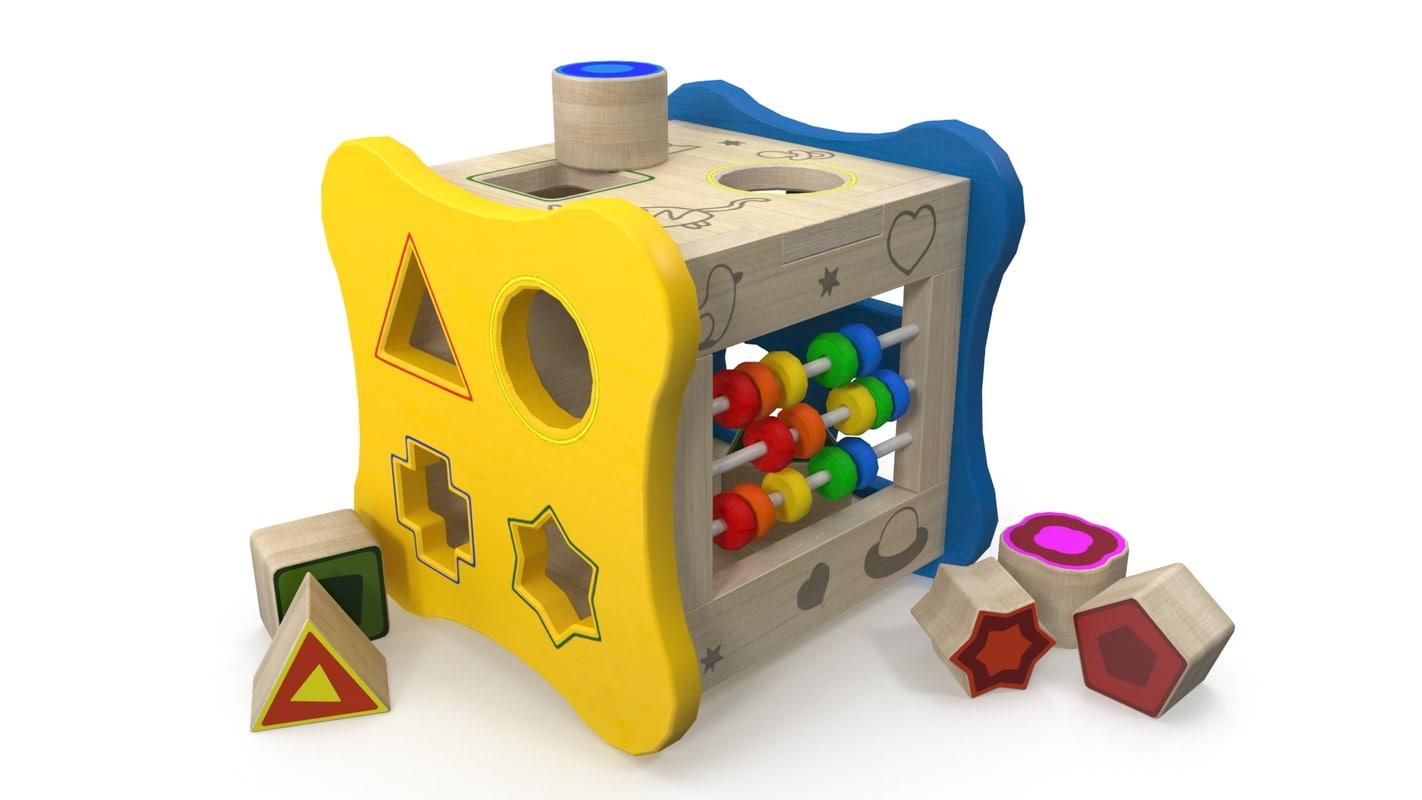 children s puzzle 3D