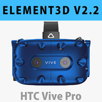 E3D - 3D HTC Vive Pro
