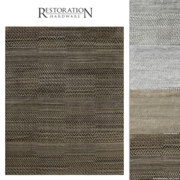restoration rugs neva 3D