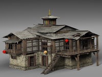 Old House of Tibet