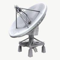 3D radio telescope