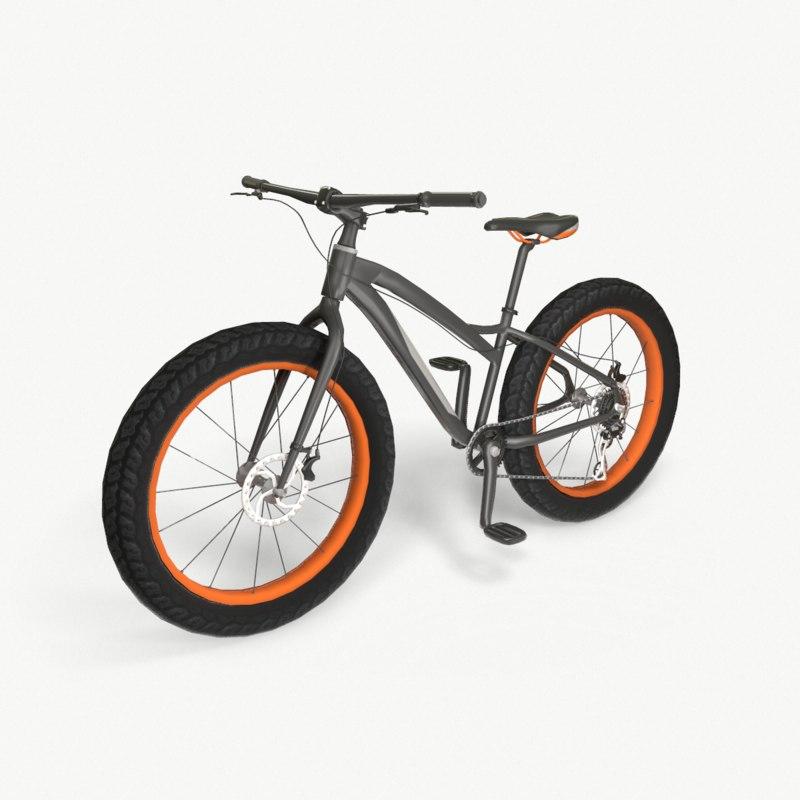 fatbike bike model