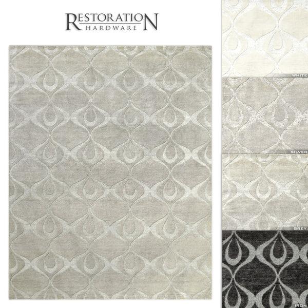 3D restoration rugs deca