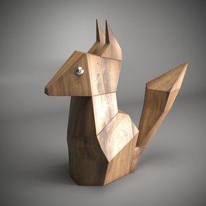 figure woody model