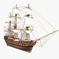 HMS Wellesley Tallship