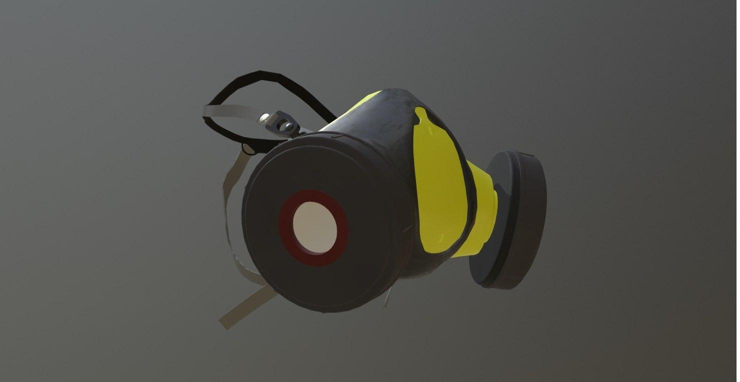 industrial science tool 3D model