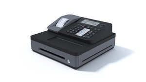 3D cash register casio caisse