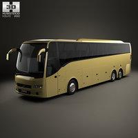 9900 bus 2007 3D model