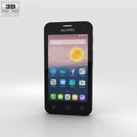 3D alcatel onetouch touch