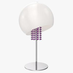 masiero frise tl1-30 table lamp 3D