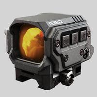 sight reflex 3D model
