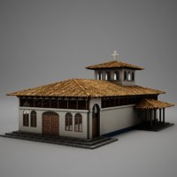 latin church model