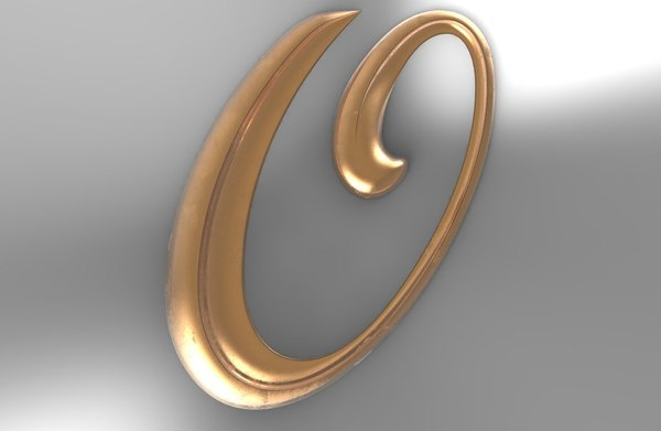 decorative milling cnc 3D