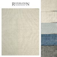 3D model restoration rugs greco