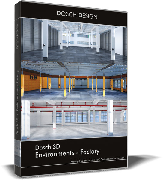 environments - factory model