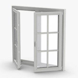 standard-windows---window-4-half-open 3D