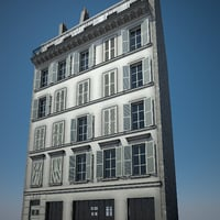 Old Building VIII