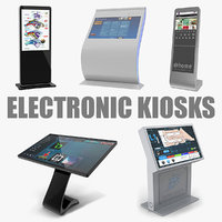 Electronic Kiosks Collection
