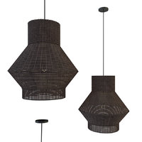 pendant light arita small 3D