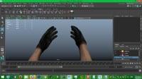 3D model hand fps