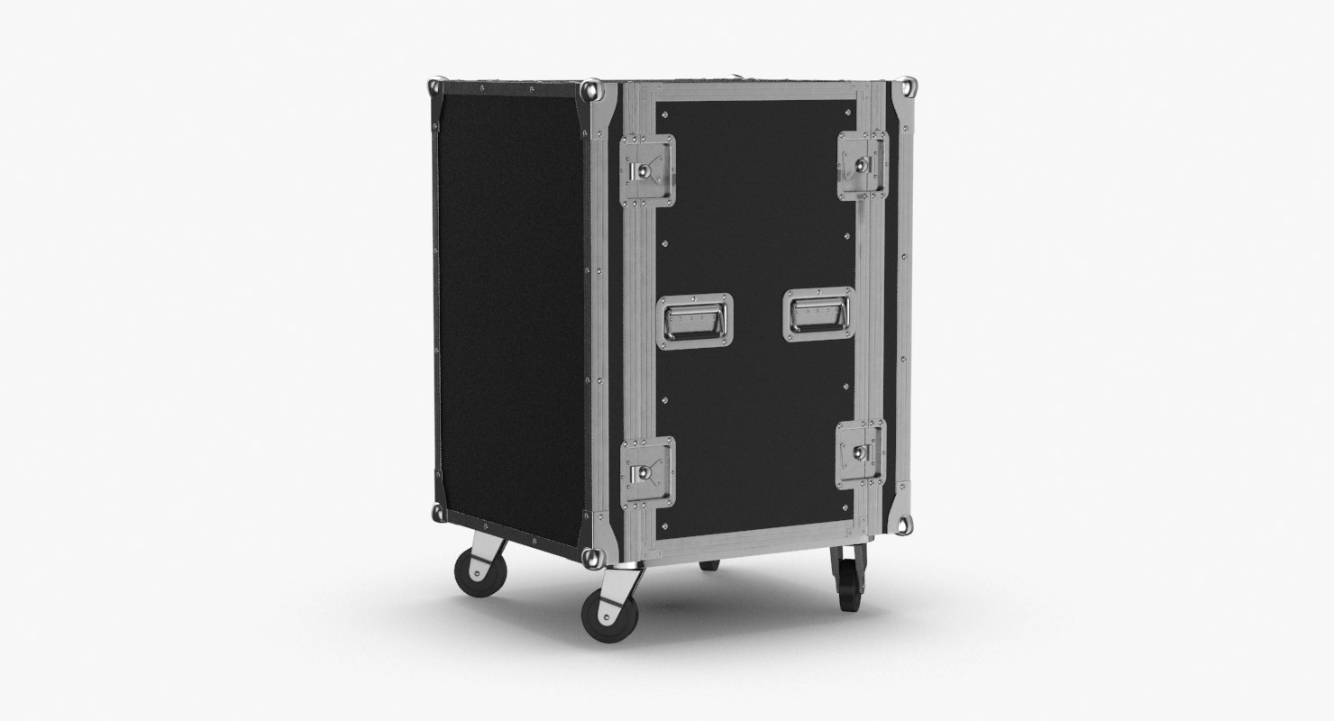 stage-flight-case-02---closed 3D model