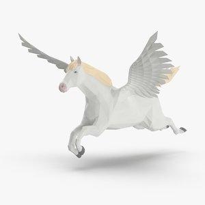 pegasus---flying 3D model