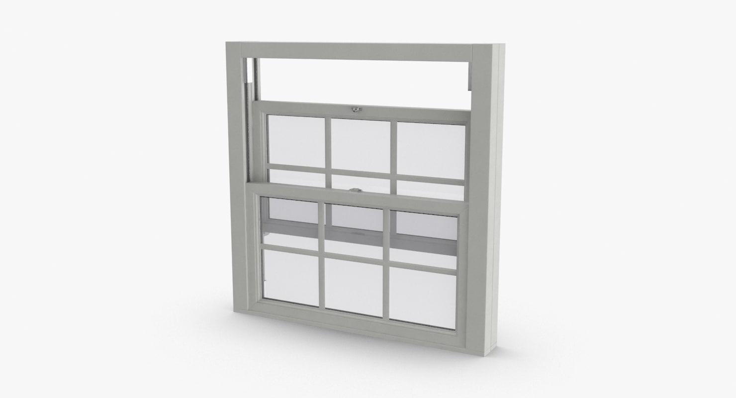 standard-windows---window-3-half-open model
