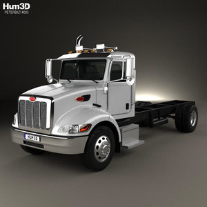 337 chassis 2006 3D model
