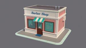 store v20 3D model