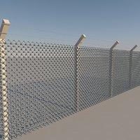 wire mesh model