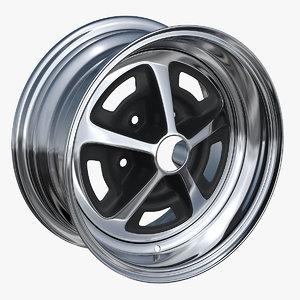 3D rim magnum 500