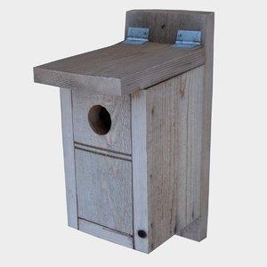 bird house model