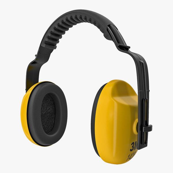 safety ear muff model