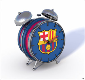 Fc Barcelona 3d Models For Download Turbosquid
