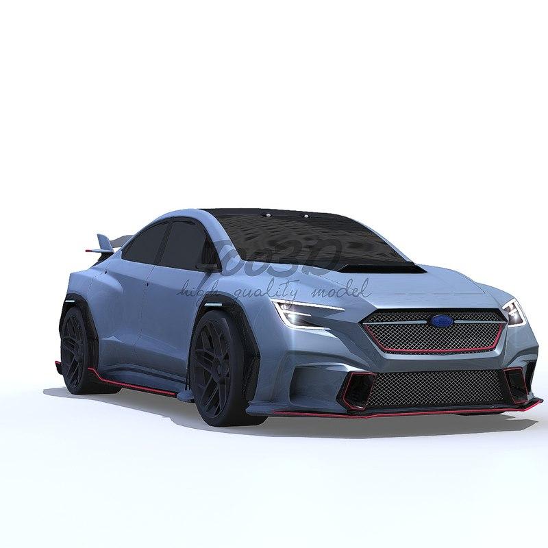 viziv 3D model