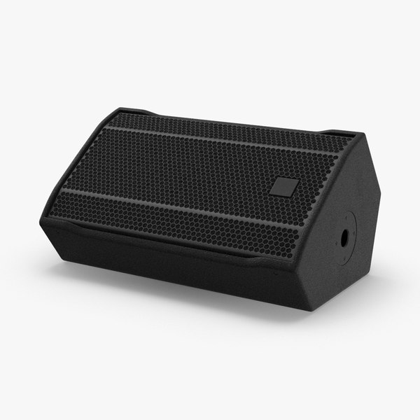 stage-monitor-speaker 3D model