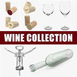 wine wing corkscrew model