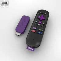 3D roku streaming stick