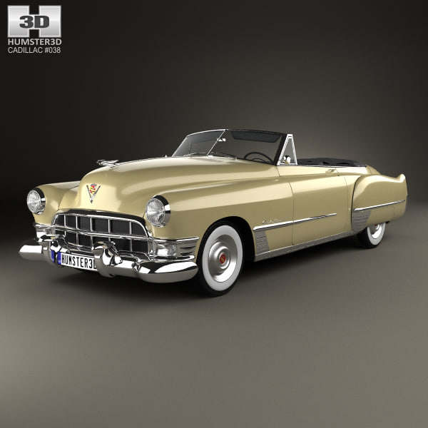 cadillac 1949 62 model