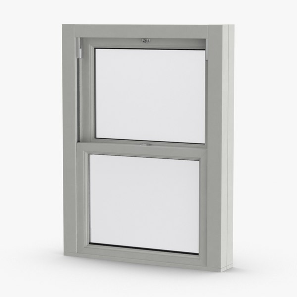 3D standard-windows---window-2-closed model