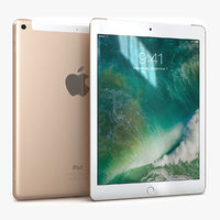 apple ipad 9 7 3D